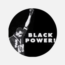 "Black Power! 3.5"" Button"