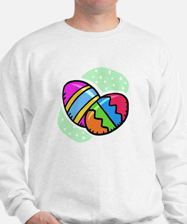 Two Easter Eggs Jumper