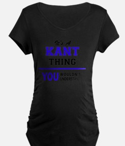 It's KANT thing, you wouldn't un Maternity T-Shirt