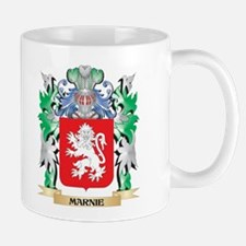 Marnie Coat of Arms - Family Crest Mugs