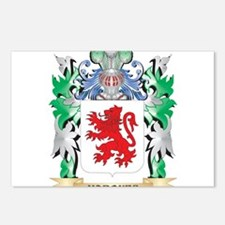 Marques Coat of Arms - Fa Postcards (Package of 8)