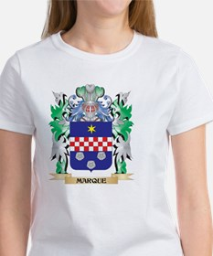 Marque Coat of Arms - Family Crest T-Shirt