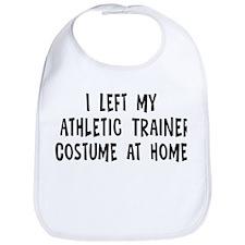 Left my Athletic Trainer Bib