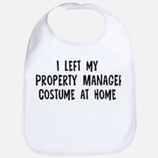 Left my Property Manager Bib