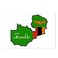 Cool Zambia Postcards (Package of 8)