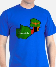 Cool Zambia T-Shirt