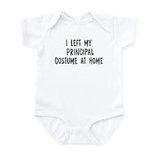 Left my Principal Infant Bodysuit