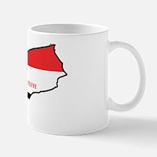 Cool Yemen Small Small Mug
