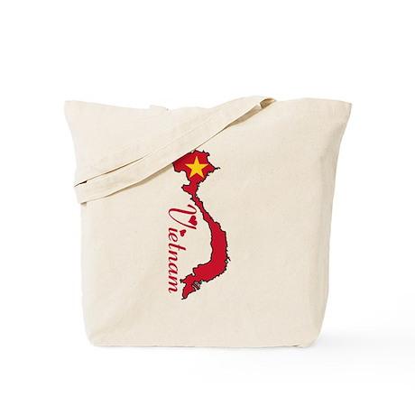 Cool Vietnam Tote Bag