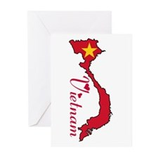 Cool Vietnam Greeting Cards (Pk of 10)