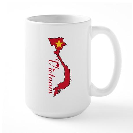 Cool Vietnam Large Mug