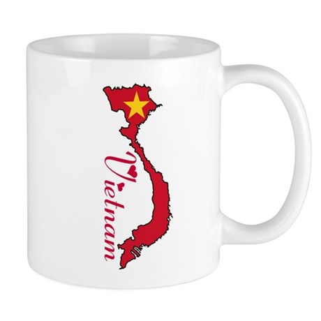 Cool Vietnam Mug