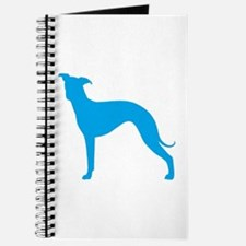 Greyhound Two Lt Blue 1C Journal