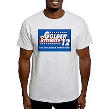 Golden for President T-Shirt