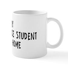 Left my Political Science Stu Mug