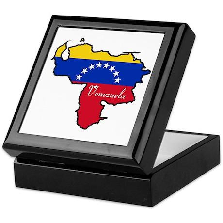 Cool Venezuela Keepsake Box