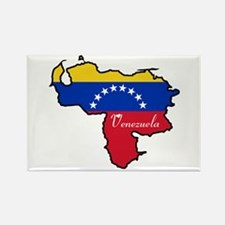 Cool Venezuela Rectangle Magnet
