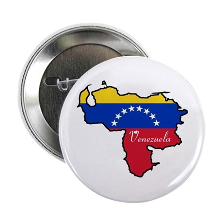 "Cool Venezuela 2.25"" Button (10 pack)"