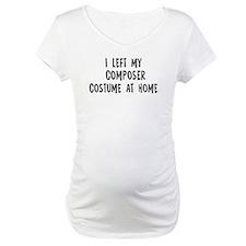 Left my Composer Shirt