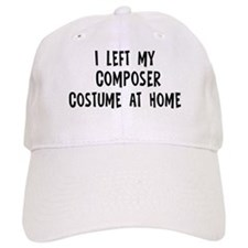 Left my Composer Baseball Cap