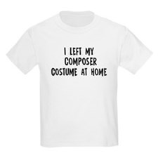 Left my Composer T-Shirt