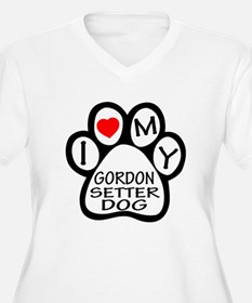 I Love My Gordon T-Shirt