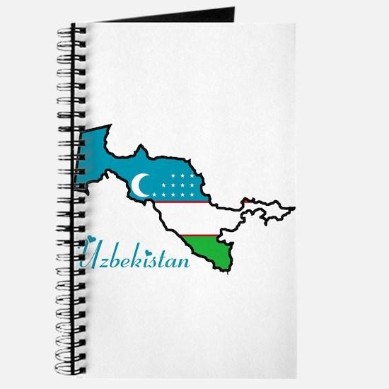 Cool Uzbekistan Journal