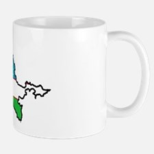 Cool Uzbekistan Mug