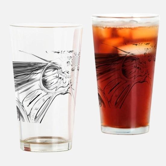 Cute Tate Drinking Glass