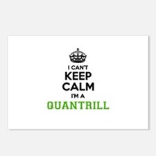 Quantrill I cant keeep ca Postcards (Package of 8)