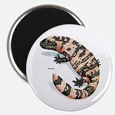 """Gila Monster Lizard 2.25"""" Magnet (10 pack)"""