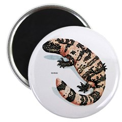 Gila Monster Lizard Magnet