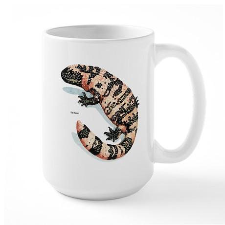 Gila Monster Lizard Large Mug