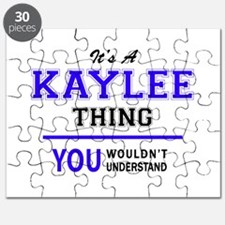 It's KAYLEE thing, you wouldn't understand Puzzle