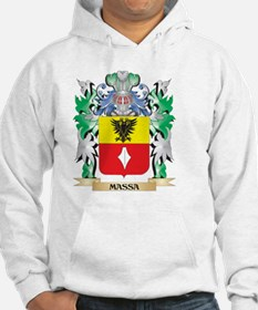 Massa Coat of Arms - Family Cres Hoodie