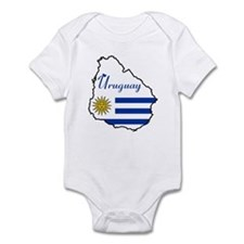 Cool Uruguay Infant Bodysuit