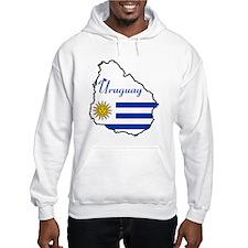 Cool Uruguay Hoodie