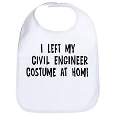 Left my Civil Engineer Bib