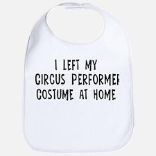 Left my Circus Performer Bib