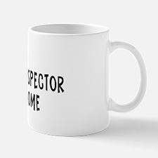 Left my Agricultural Inspecto Mug