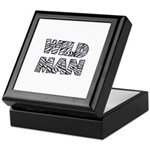 Wild Man Keepsake Box