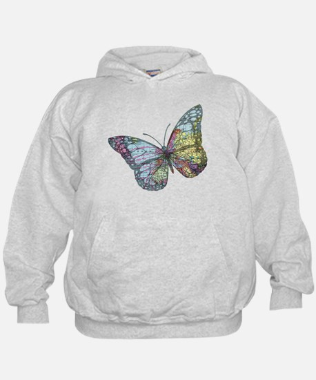 Butterfly map Hoodie