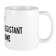 Left my Administrative Assist Mug
