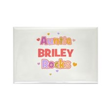 Briley Rectangle Magnet