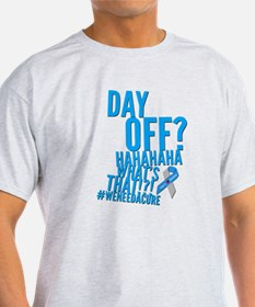 Diabetes Never Takes A Day Off T-Shirt