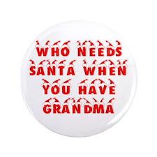 """grandma 3.5"""" Button"""