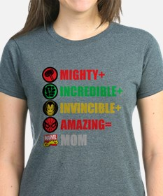 Marvel Mom Personalized Tee