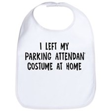 Left my Parking Attendant Bib