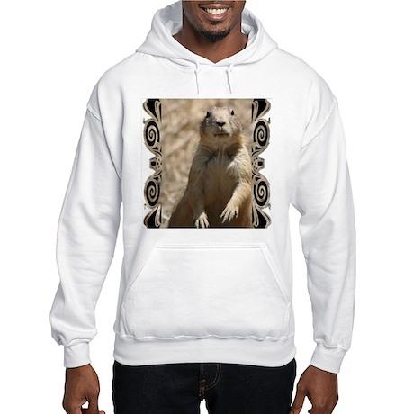 Prairie Dog Hooded Sweatshirt