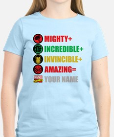 Mighty Incredible Invincible T-Shirt